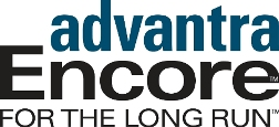 image of the Advantra Encore Logo and Tag Line
