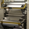 Laminating Web with Film