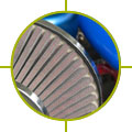 close up image of an air filter
