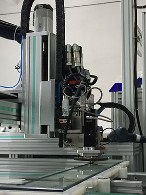 Double Glass Panel Edge Sealing Machine