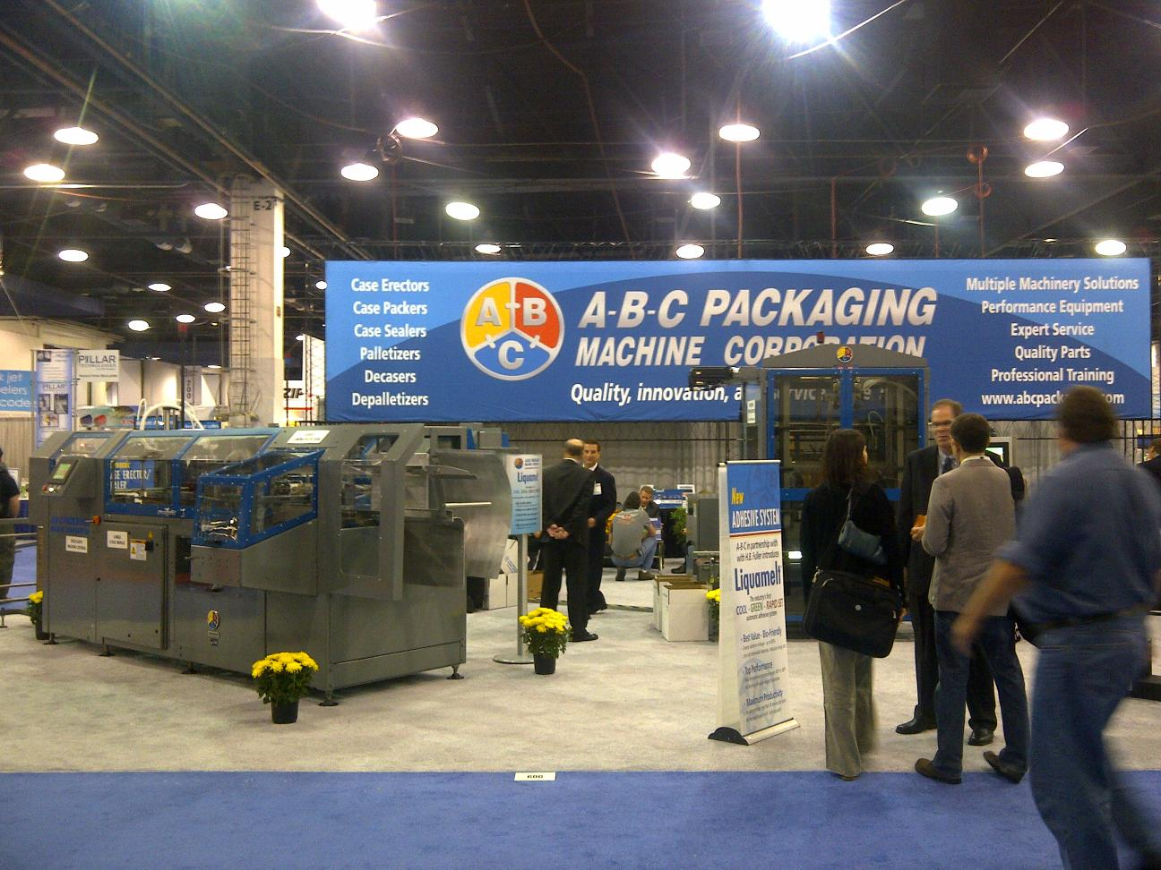 image of ABC Inc. at Pack Expo 2011