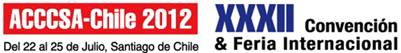 image of the ACCCSA-Chile 2012 logo