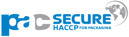 image of the PACsecure - HACCP logo