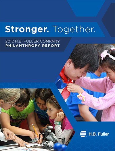 The 2012 H.B. Fuller Philanthropy Report