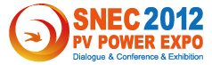 image of the SNEC 2012 show logo