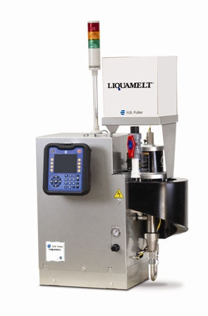 image of the Liquamelt/Graco Adhesive System