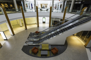 The Fashion Mall at Keystone recently underwent a 150,000 square-feet expansion and renovation, and turned to TEC® products to install floor tiles fast.