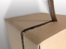 Cardboard Box with Tear Strip
